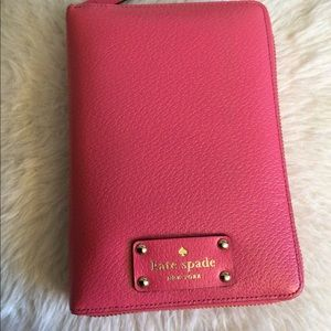 💯✅ Authentic 2021 KS Wellesley Leather Planner